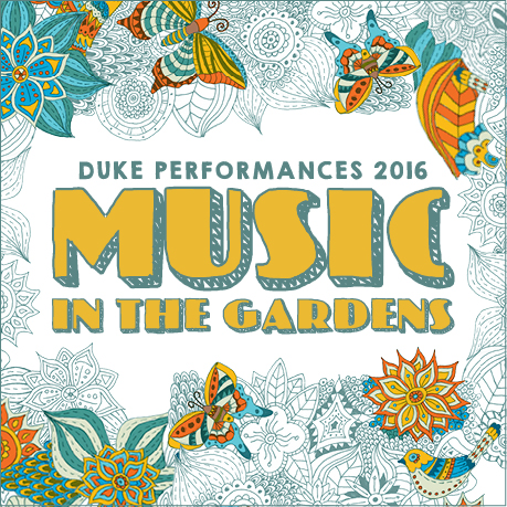 2016 DP Music in the Garden Series