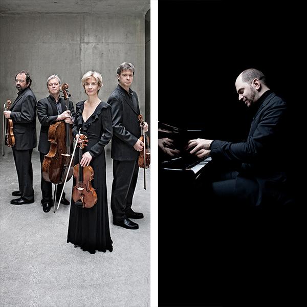 Hagen Quartet & Kirill Gerstein