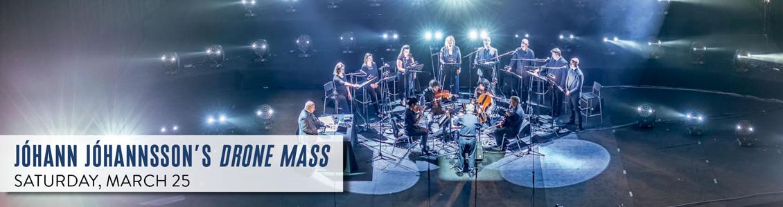 Johann Johannsson's Drone Mass
