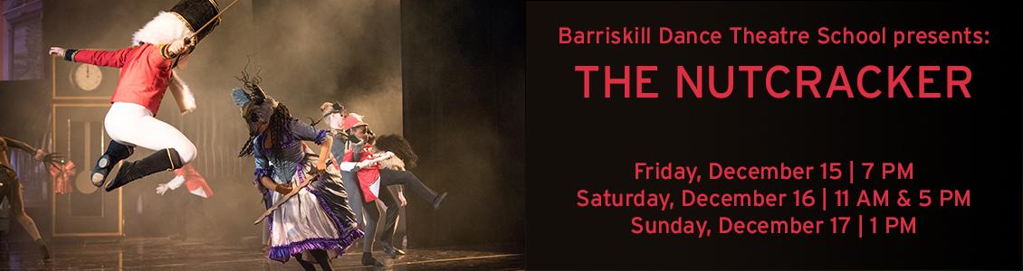 Barriskill Dance Theatre School presents The Nutcracker