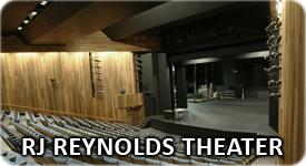 R. J . Reynolds Indusitries Theater