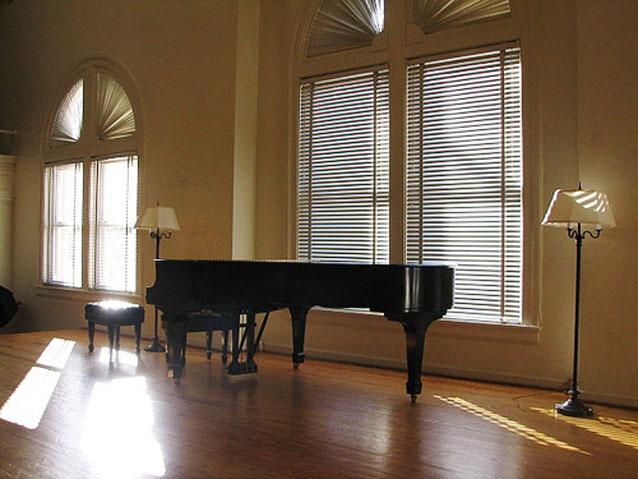 Nelson Music Room