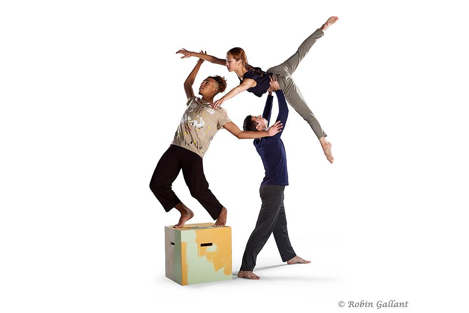 Gaspard&Dancers